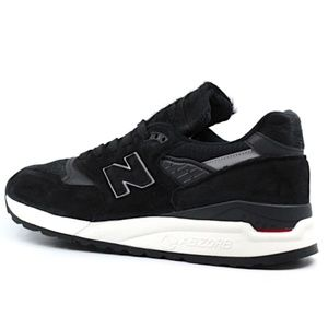 New Balance NB 998 Made in USA Pony Hair Sneakers